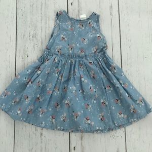Girls Easter dress H&M • 9-12 months